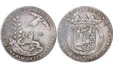 1672 год.  Голландия. Вильям III. Штатгальтер.