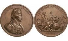 1823 год. Медаль в честь Георга IV.