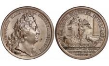 1693г. Франция. Сражение у Гибралтара
