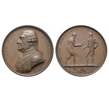 5. Битва при Капердауне, 1797г.
