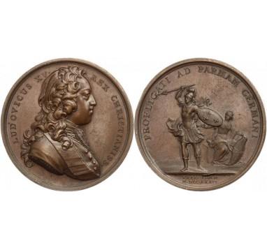 Франция 1734г