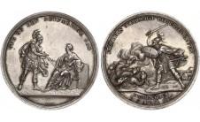 1801 год. Дания. Взятие Копенгагена.