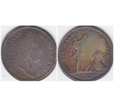Франция. Медаль 1693г.