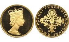 1965 год. Елизавета II визит в Германию.