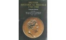 Laurence Brown «British Historical Medals 1760-1960» Vol. 1, 2 & 3.
