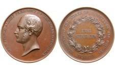 """1851г. Медаль """"За заслуги""""."""