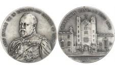 1901 год. Вступление на престол Эдуарда VII (1902-1910).
