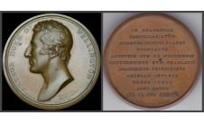 1834 г. Назначение Веллингтона канцлером Оксфордского университета