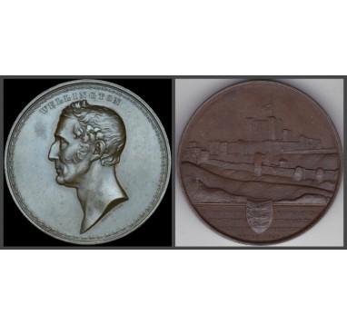 1838г. Герцог Веллингтон,  Лорд – хранитель  «Пяти Портов».