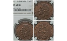 1921г. пенни