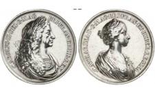 1662г. Свадьба Карла II и Катерины Брагансской.