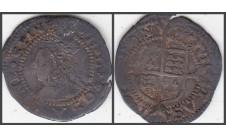 Елизавета I. пенни 1560-61г.г.