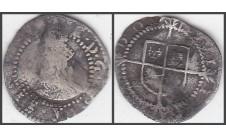 Елизавета I. пенни 1582-83г.г.