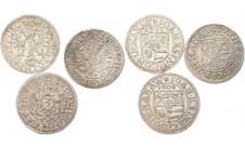 Германия. Три монеты