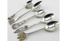 1901-1936г.г.  Великобритания. Чайные ложечки