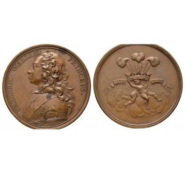 1750г. (?). Фредерик, Принц Уэльский.