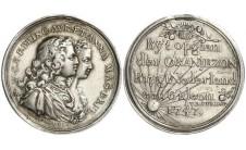1747 год. Голландия. Вильям, Принц Оранский,  Штатгальтер.