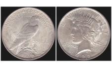 США. Доллар 1922г.