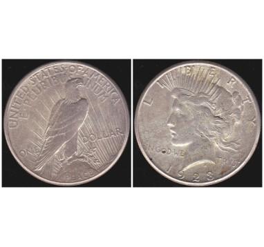 США. Доллар 1923 г.