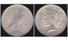 США. Доллар 1923г.