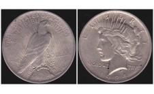 США. Доллар 1924г.