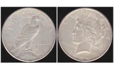 США. Доллар 1925г.