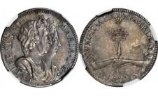 1689 год. Вильям и Мария.