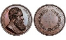 1887г. Юбилей Лондонского нумизматического общества.