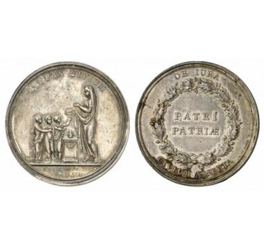 Дания. Медаль 1776г.