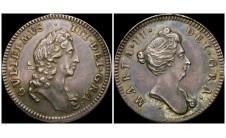 1689г. Вильям & Мария