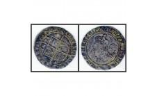 Елизавета I.  6 пенсов 1573г.