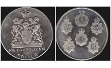 Медаль Столичной полиции
