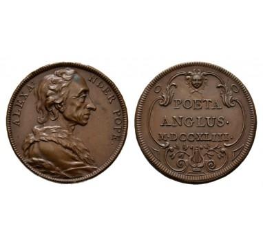 1743 год. Александр Поуп
