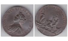 1704 год. Британия. Захват Гибралтара и морские действия у Малаги.