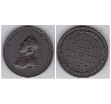 1811г. Георг, назначение Регентом.