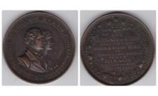 1863 год. Свадьба Принца Уэльского и Принцессы Александры.