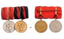Германия. 2 медали