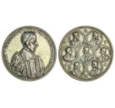 1688г. Архиепископ Сэнкрофт и Епископы.