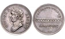 1817 год. Открытие моста Ватерлоо