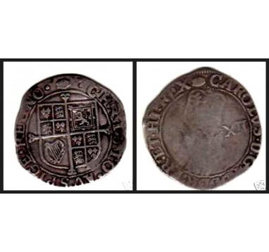 Карл I. Шиллинг 1636-38г.г.