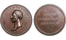 1814г. Визит фельдмаршала Блюхера в Англию.