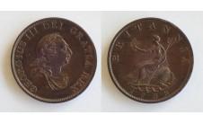 1799г. 1/2 пенни