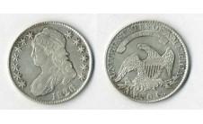 США, 50 центов 1826г.