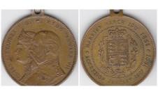 1901 г. Эдуард VII Право на престол.
