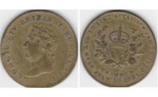 1821г. Коронация Георга IV