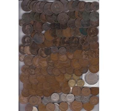 186 монет Британии