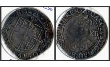 Карл I. Шиллинг 1638-39г.г.
