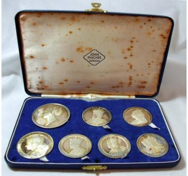 1966г. Великобритания. Комплект медалей