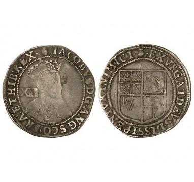 Яков I. Шиллинг 1603-04г.г.