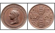 1887г. Виктория. 50 лет правления